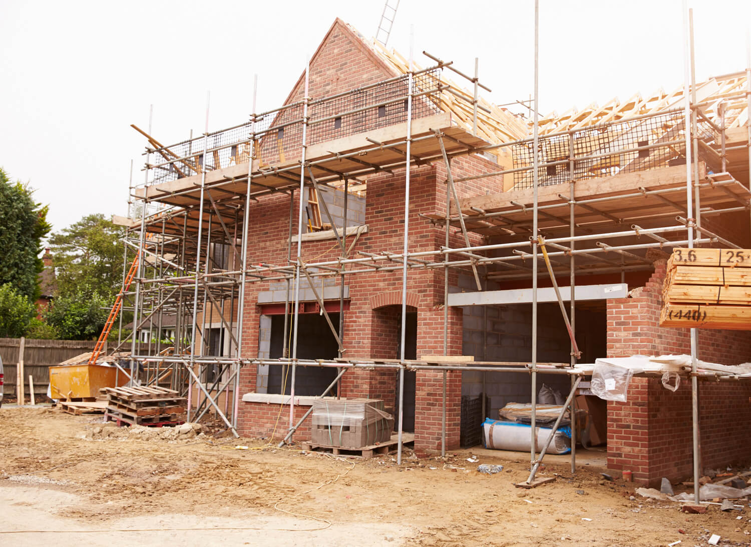 Refurbishments and new builds in Essex